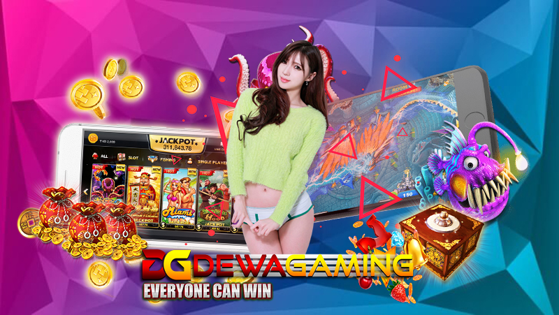 Game Ikan Joker Gaming Deposit BTN