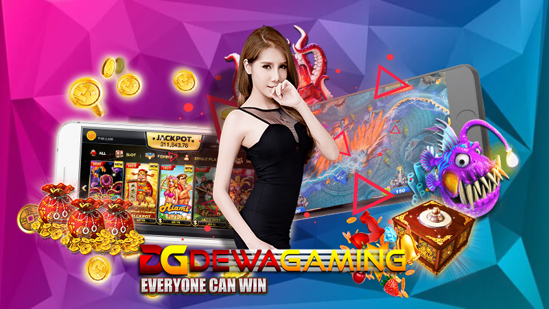 Game Slot Joker Gaming Deposit Danamon
